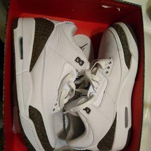 Men's Jordan 3 ( mocha)
